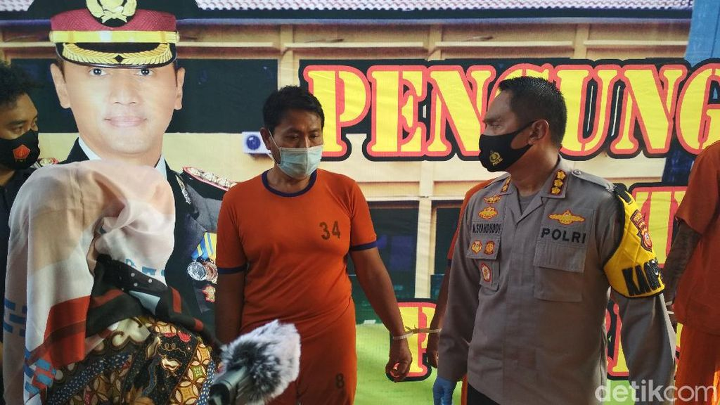 Ayah Durjana Hamili Anak Tiri Usia 16 Tahun di Cirebon
