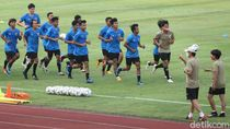 Shin Tae-yong Utak-atik Timnas U-19 untuk Hadapi Bosnia-Herzegovina