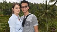 Kisah Office Boy Cirebon Menikahi Bule Cantik Jerman, Bikin Heboh di Kampung