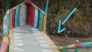 Wisatawan Jatuh dari Wahana 6 Meter di Rest Area Biting Ponorogo