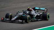 Kualifikasi GP Anniversary: Mercedes Dominan, Bottas Raih Pole