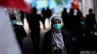Jokowi Sebut Ada Provinsi di Jawa 70 Persen Tak Pakai Masker!