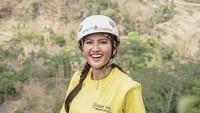 Claresta Taufan, Host Jejak Petualang Pecinta Wisata Ekstrem