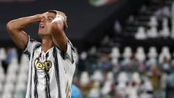 Juventus Vs Lyon: Sia-sianya Torehan Spesial Ronaldo
