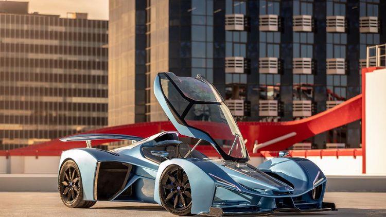 Kapan Lagi Punya Hypercar seperti Mobil F1 Ini?
