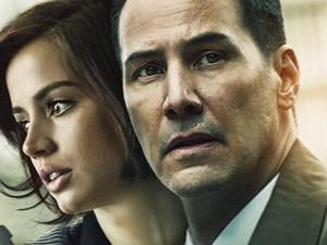 Sinopsis Exposed, Film Ana de Armas dan Keanu Reeves