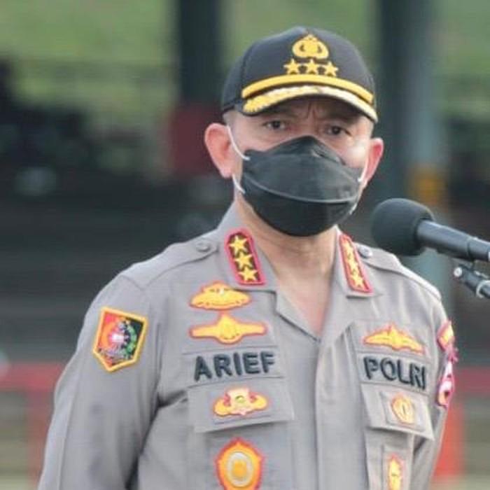 Kalemdiklat polri Komjen Arief Sulistyanto