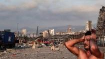 Ledakan di Lebanon Hancurkan Separuh Kota dan Picu Krisis Kemanusiaan