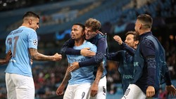 Man City Vs Madrid: Citizens Singkirkan El Real!