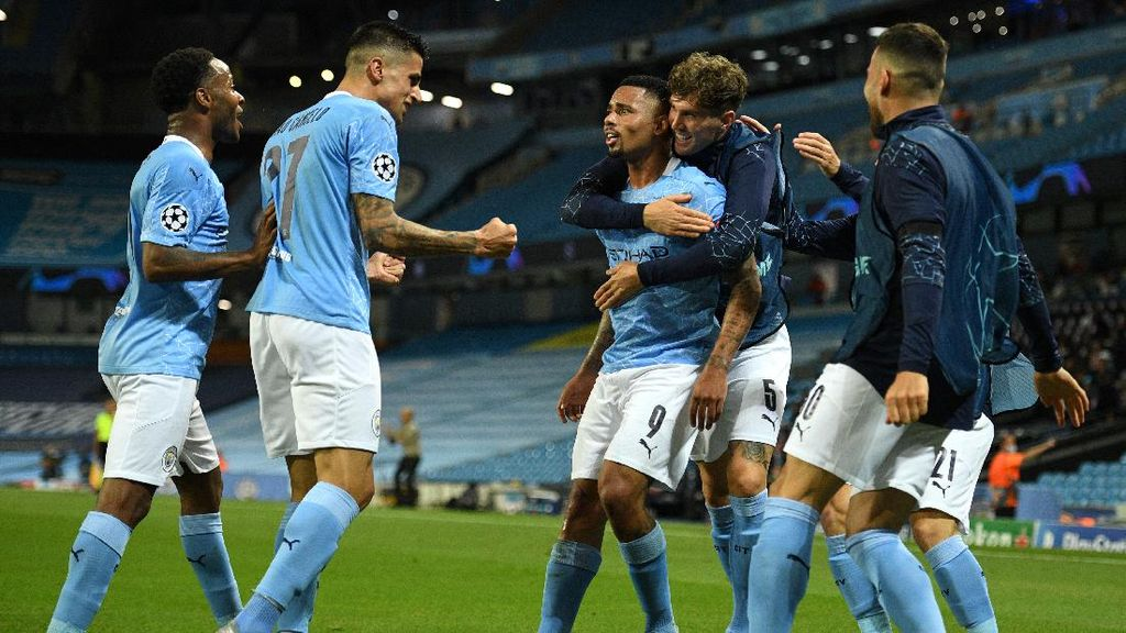 Singkirkan Raja Liga Champions, Manchester City Makin Lapar