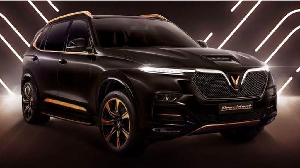 Malu Deh Kita, Vietnam Kenalkan Lagi Mobil Nasional Dalam Bentuk SUV Mewah
