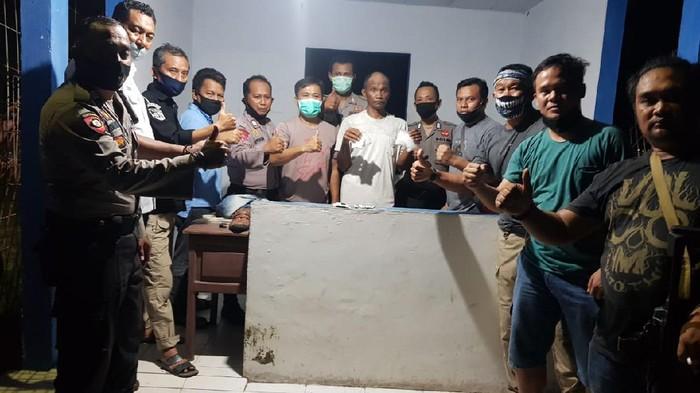 Nelayan Asal Tolitoli Ditangkap Terkait Narkoba Jenis Sabu