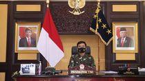 Termasuk Kepala Bais, Ini 47 Jenderal TNI yang Dimutasi 21 Oktober