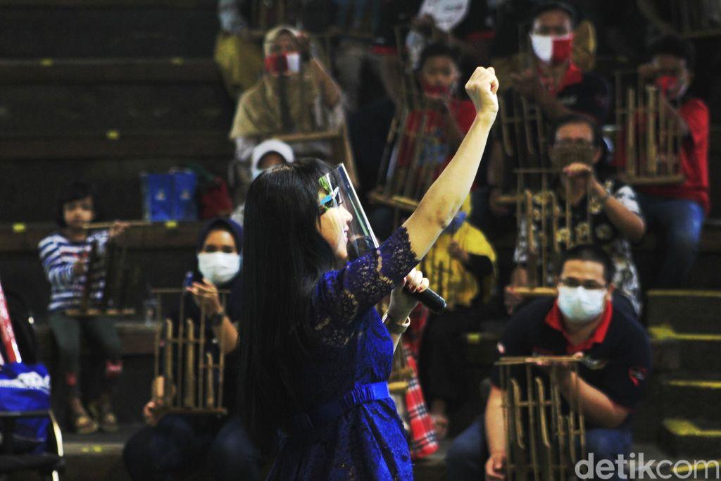 Pertunjukan Virtual, Modal Saung Angklung Udjo Bangkit dari Pandemi