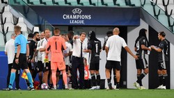 Juventus Vs Lyon: Kekalahan Paling Menggembirakan Rudi Garcia