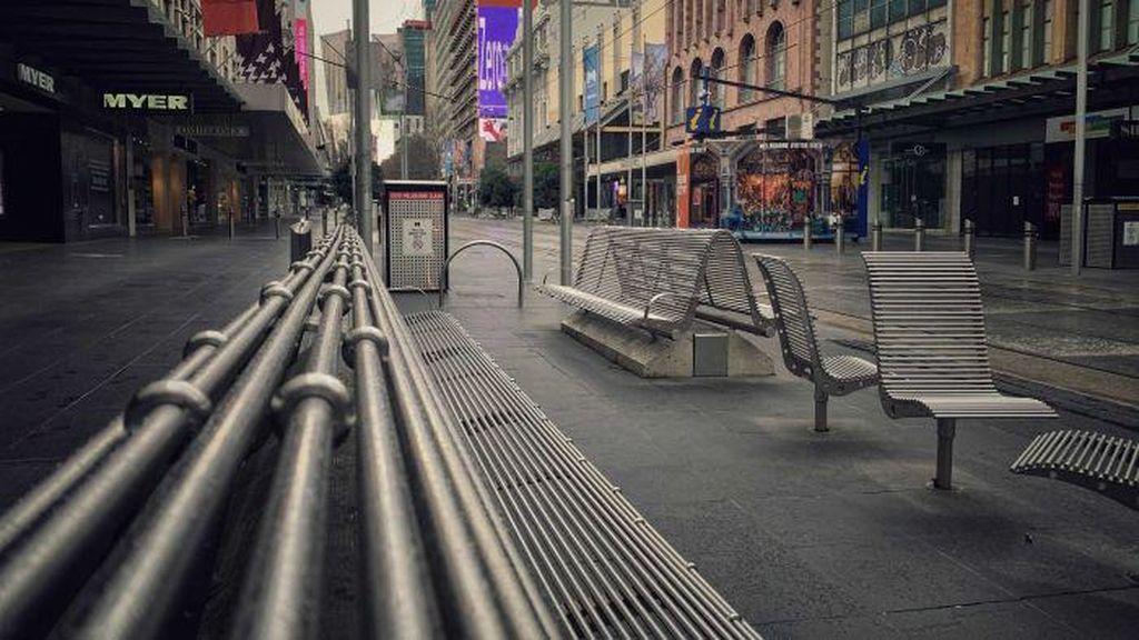 Seperti Apa Pelaksanaan Pembatasan Jam Malam di Kota Melbourne?