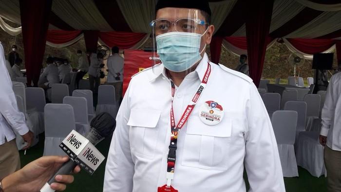 Suasana KLB Gerindra di Hambalang