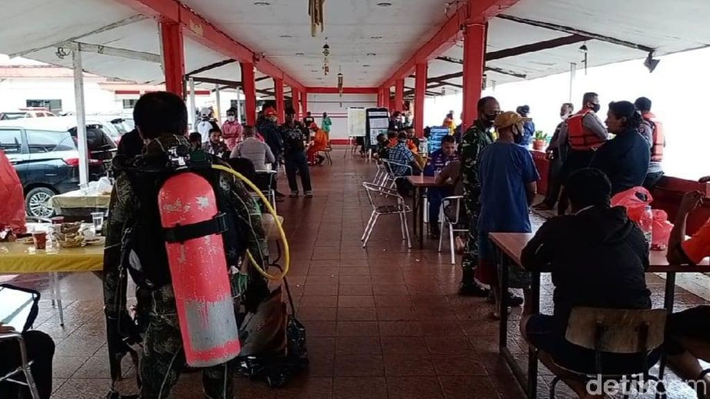 Detik-detik Penyelam Wanita WN Amerika Hilang di Perairan Ambon