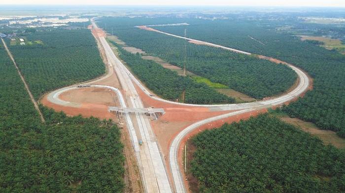 Tol Kuala Tanjung-Tebing Tinggi-Parapat