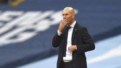 Zidane Jawab soal Rumor Haaland dan Mbappe