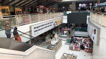 1 Pedagang Positif Corona, Begini Suasana di Pasar Mayestik