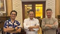 Ngevlog Bareng Andre Taulany & Gading Marten, Ini Pesan dari Ketua MPR