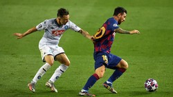 Aksi Messi: Gocek, Jatuh, Bangun, Cetak Gol