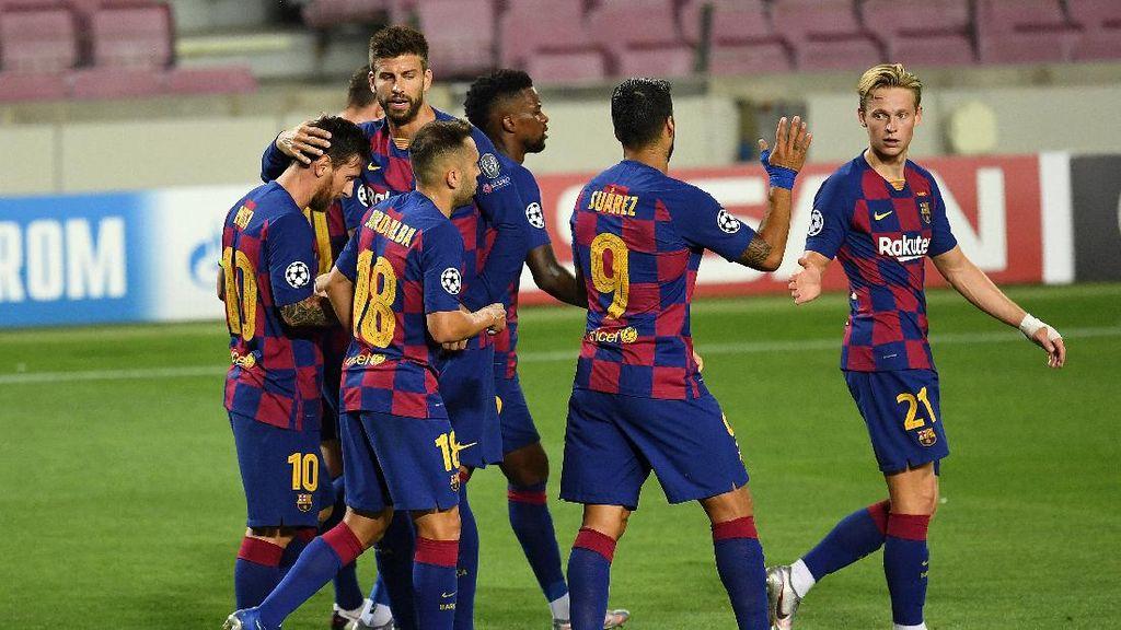 Barcelona Vs Bayern Munich: Duel yang Menyulitkan