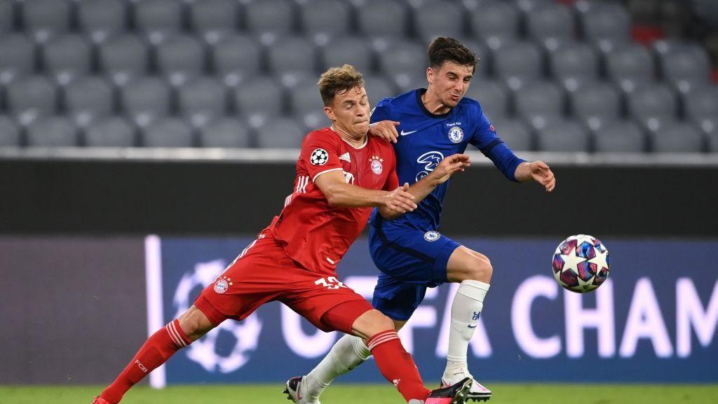 Bayern Munich Unggul 2-1 atas Chelsea di Babak Pertama