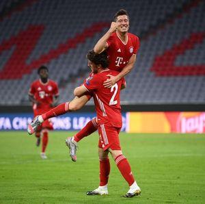 Lini Depan Bayern Begitu Mengerikan, Barcelona Sanggup Melawan?