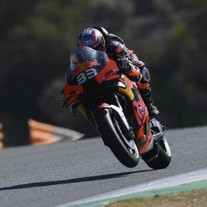 Video Brad Binder Jadi yang Tercepat di MotoGP Ceko 2020