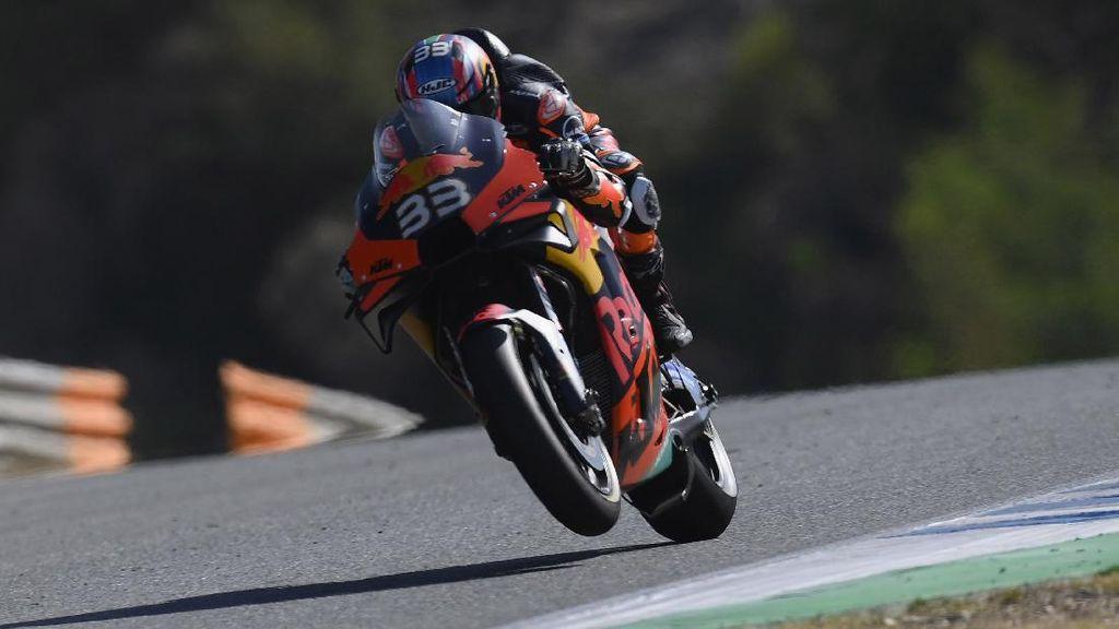 MotoGP Ceko 2020: Brad Binder Melesat
