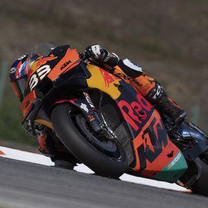 Brad Binder Tercepat di FP2 MotoGP Emilia Romagna