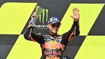 Brad Binder Pembalap Afrika Selatan Pertama Menangi MotoGP