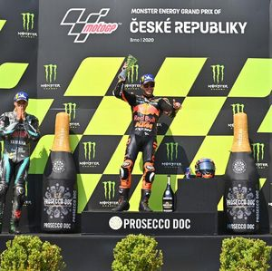 Menangi MotoGP Ceko 2020, Brad Binder Wujudkan Mimpi