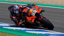Sukses Juara MotoGP Ceko, Brad Binder Salah Baca Pit Board di Akhir Lap