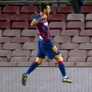 Untung Ada Messi