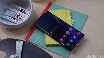Samsung Galaxy Note 20 Ultra Andal Diajak Gaming dan Kerja