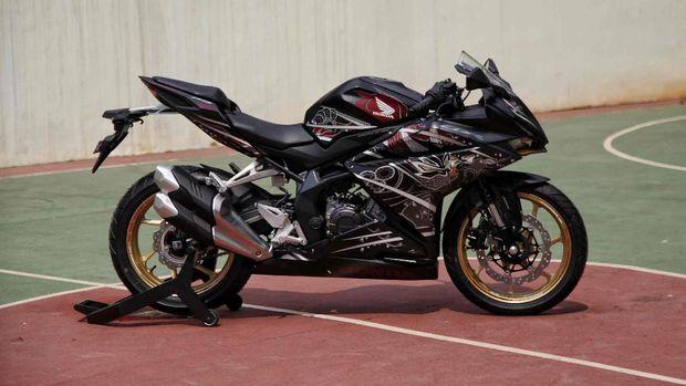 Honda CBR250RR SP Quick Shifter Edisi Spesial