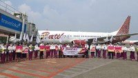 Berkat Kampanye Safe Travel, Jumlah Penumpang Pesawat Meningkat