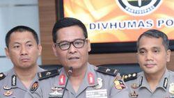 Polri Beberkan Kerusakan Fasilitas Akibat Demo Ricuh Omnibus Law
