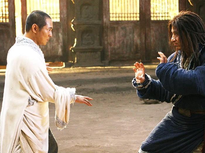 Jackie Chan Jet Li