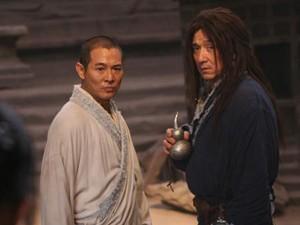 Sinopsis The Forbidden Kingdom, Film Duel Perdana Jackie Chan dan Jet Li