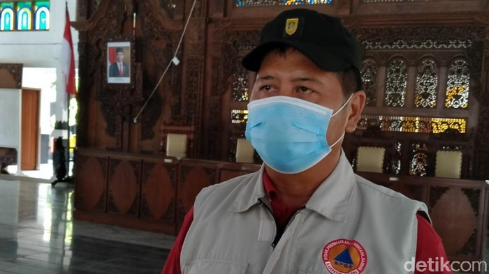 Jubir Gugus Tugas Percepatan Penanganan COVID-19 Kabupaten Pemalang Tutuko Rahardjo