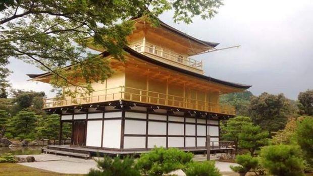 Kuil di Jepang.