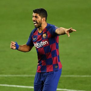 Barcelona Ketemu Bayern, Luis Suarez Bilang Begini