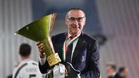 Pecat Sarri, Juventus Sampaikan Pesan Perpisahan