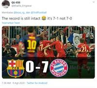 Meme Bayern Munich Bantai Chelsea di Liga Champions