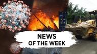 News Of The Week: Ledakan di Beirut Lebanon, Akhir Cerita Buaya Raksasa