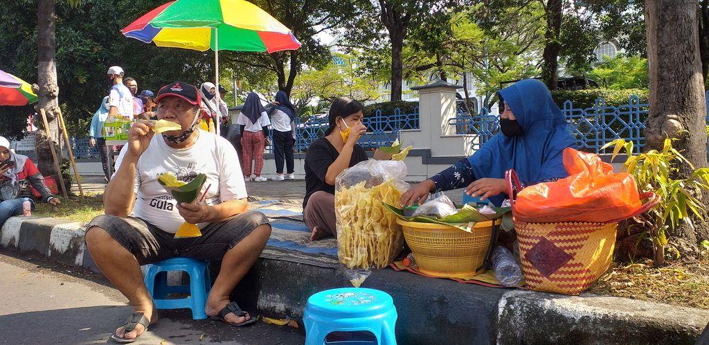 Pecel Semangg di Surabaya